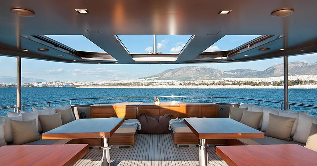 Luxury Yacht GEOSAND Available In Greece This Summer photo 1