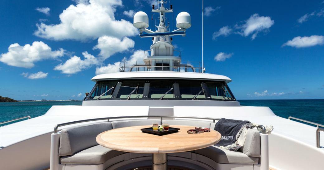 Special last-minute deal on charters around Greece aboard luxury yacht MARIU photo 4