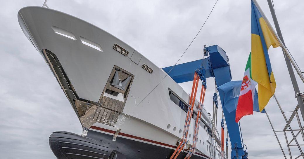 superyacht florentia by rossinavi