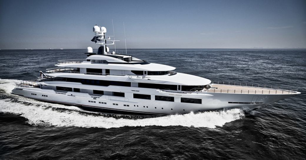 90m Oceanco superyacht DreAMBoat confimed to attend Monaco Yacht Show 2019 photo 1