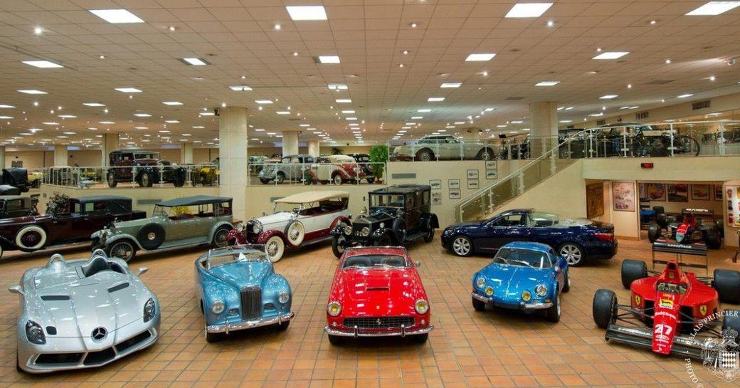 car museum of monaco