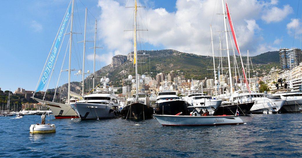 Round-Up Of The Monaco Yacht Show 2016 photo 1