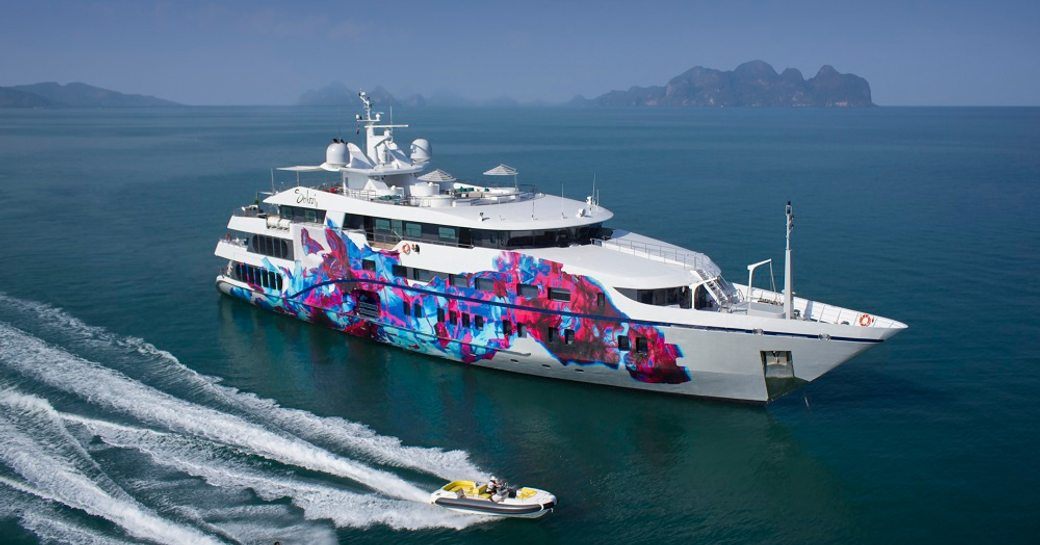 Charter Yachts Create A Buzz At Thailand Yacht Show 2016 photo 2