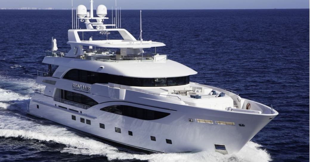 Charter Yacht 'King Baby' Offers Late Summer Deal In New England photo 8