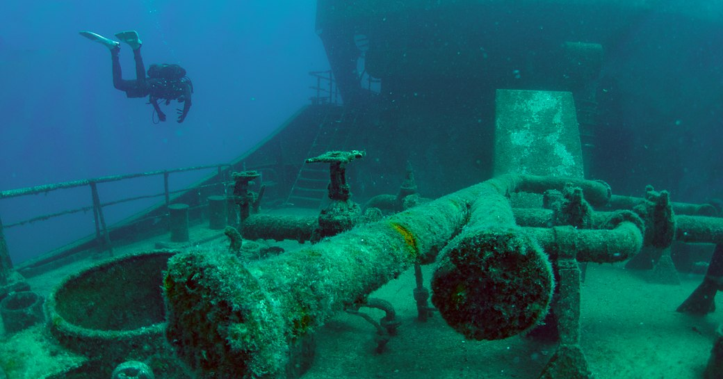 Deep dive: 10 of the best dive spots in the Mediterranean photo 2