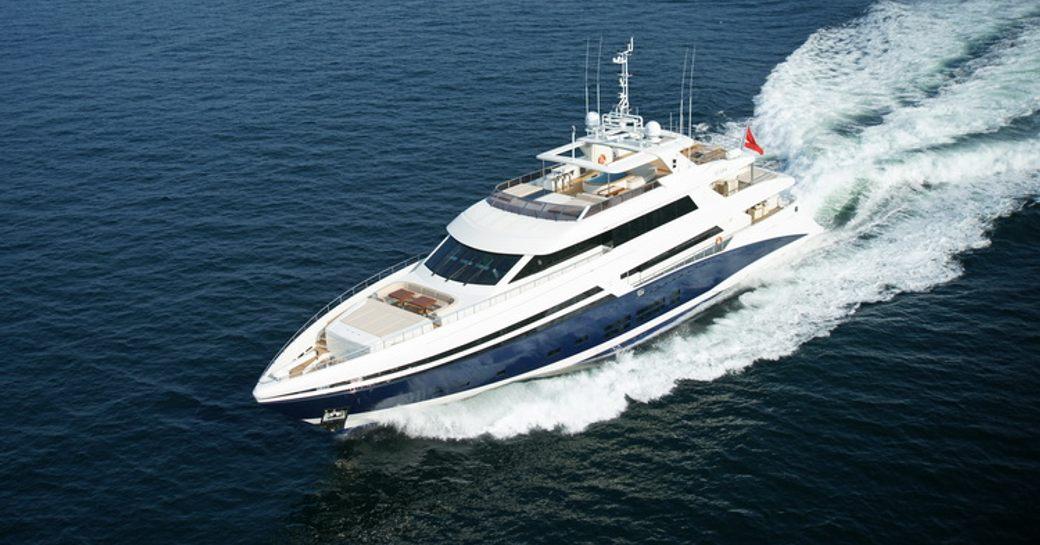 Superyacht TATIANA Joins Ibiza Charter Fleet photo 4