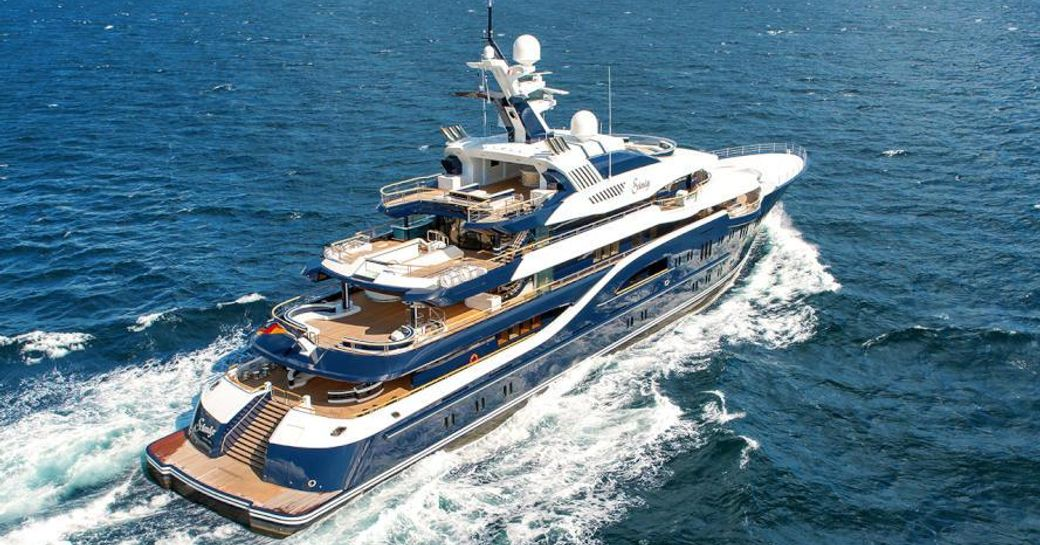 Is This The Largest Yacht To Attend The Monaco Yacht Show Ever? photo 6