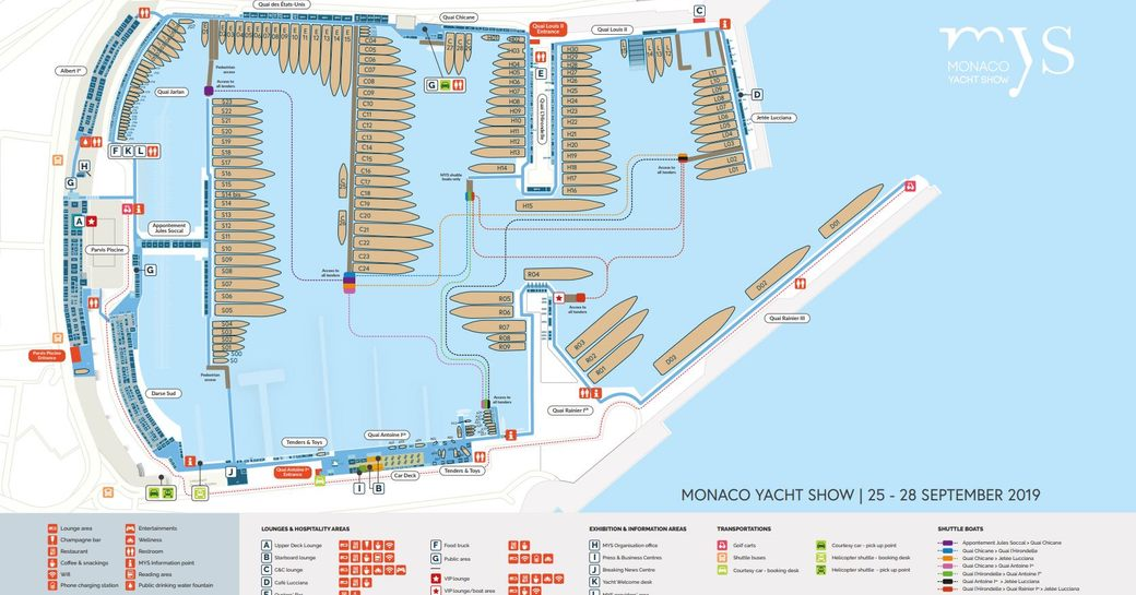 Monaco Yacht Show 2019: The ultimate guide to the show and social scene photo 1