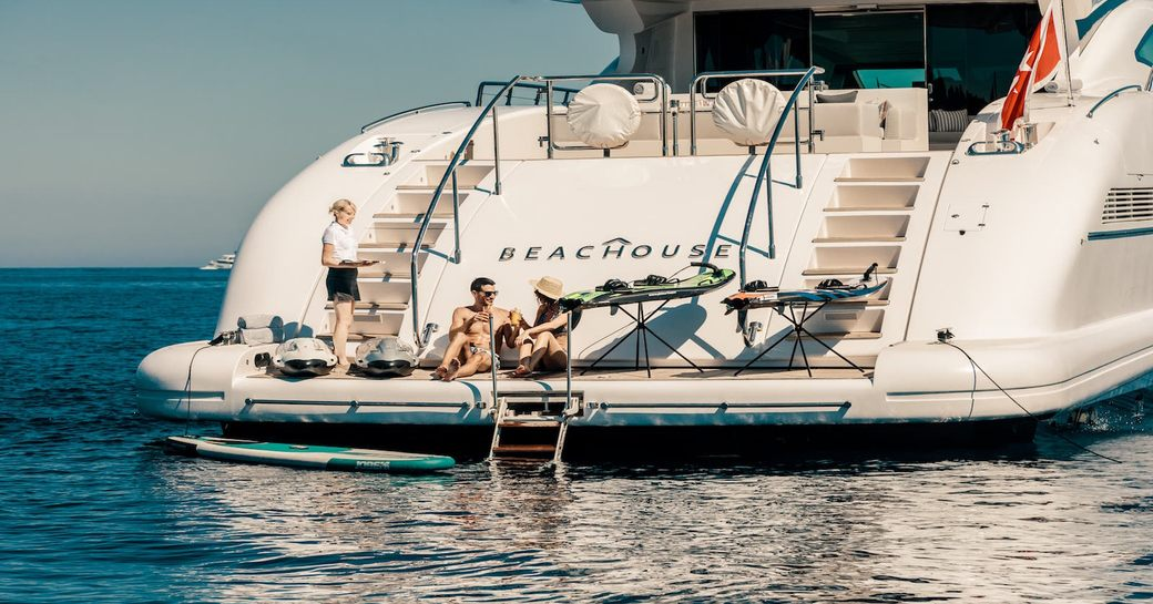 COVID-19 : Summer 2021 yacht charter destinations close to the USA photo 32