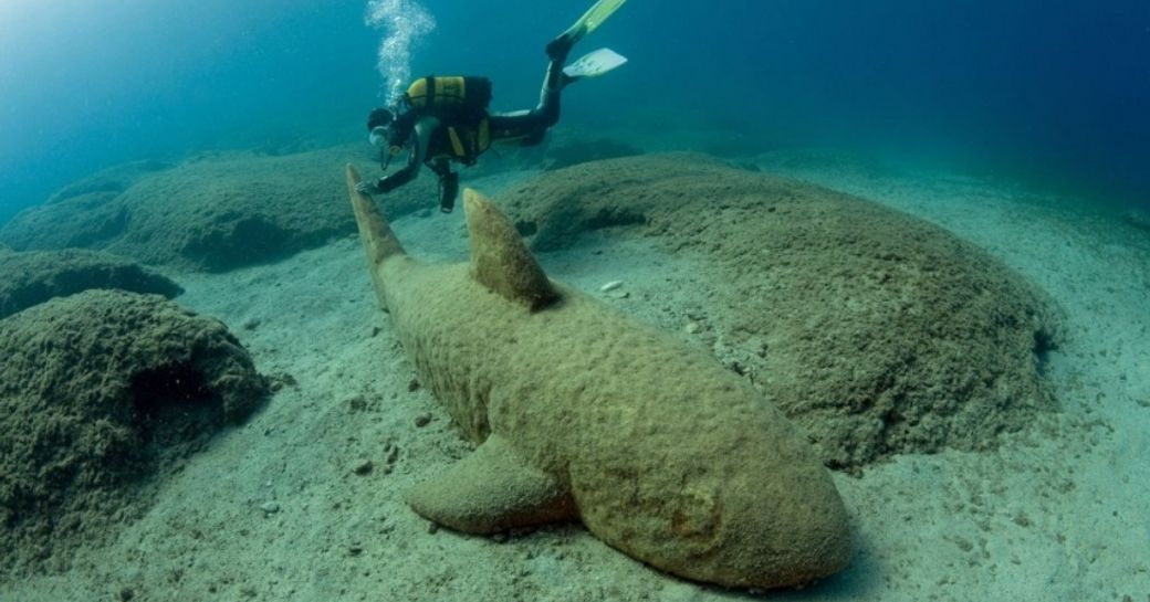 Where to scuba dive on your luxury yacht charter vacation in Turkey photo 5