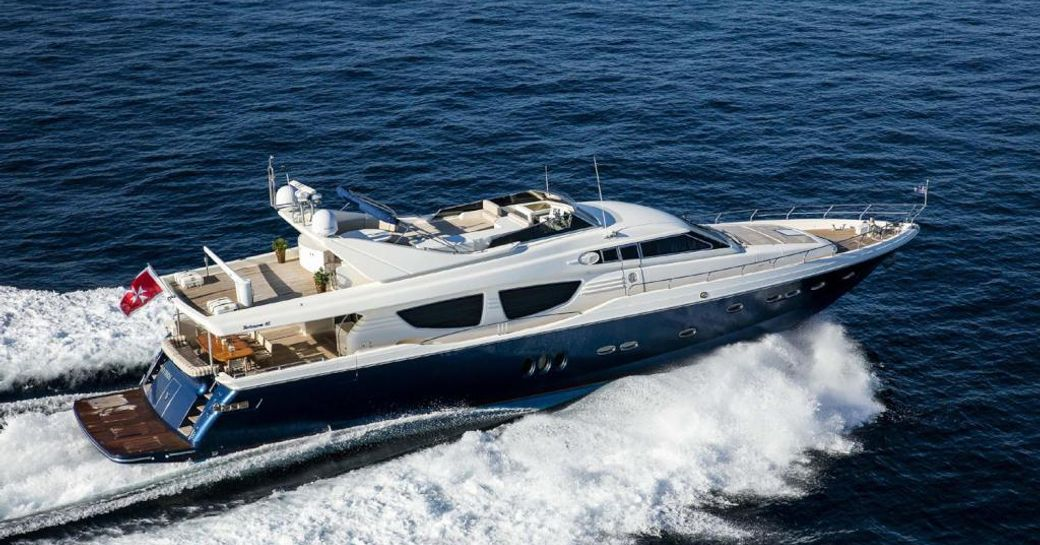 5 Luxury Yachts Open For Charter in the Greek Isles This Summer photo 6