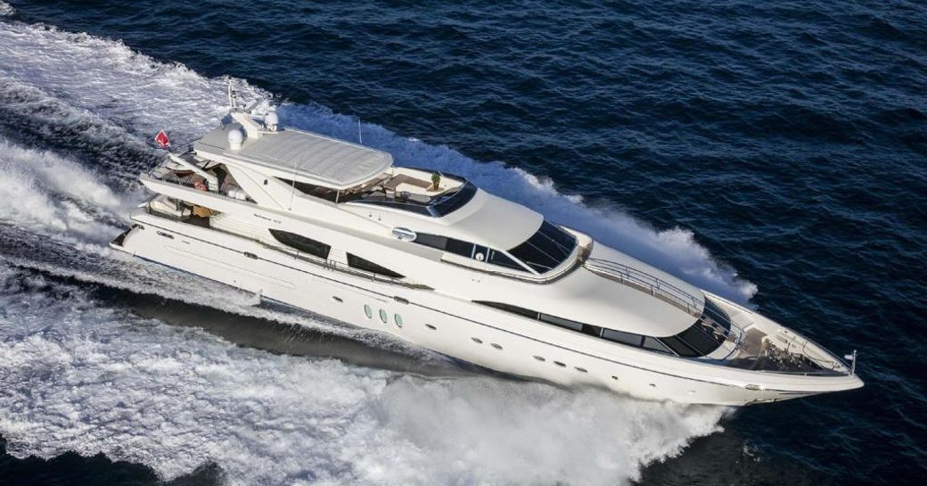 5 Luxury Yachts Open For Charter in the Greek Isles This Summer photo 1