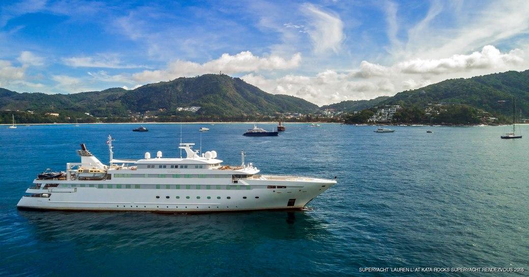 Round-Up of the Kata Rocks Superyacht Rendezvous 2016 photo 1