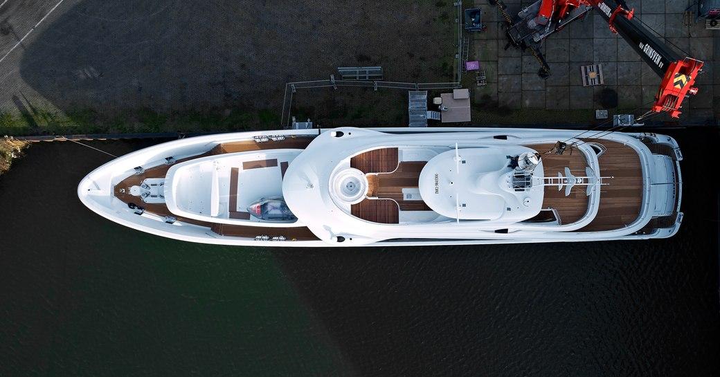 Heesen's 50m Project Triton ready for sea trials photo 6