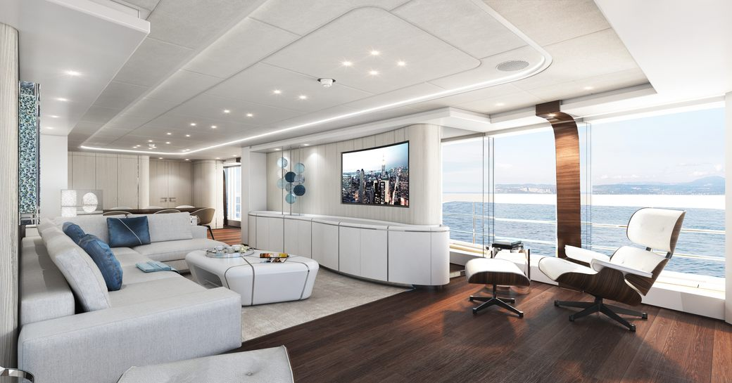 Heesen launches second hybrid yacht Project Electra photo 4