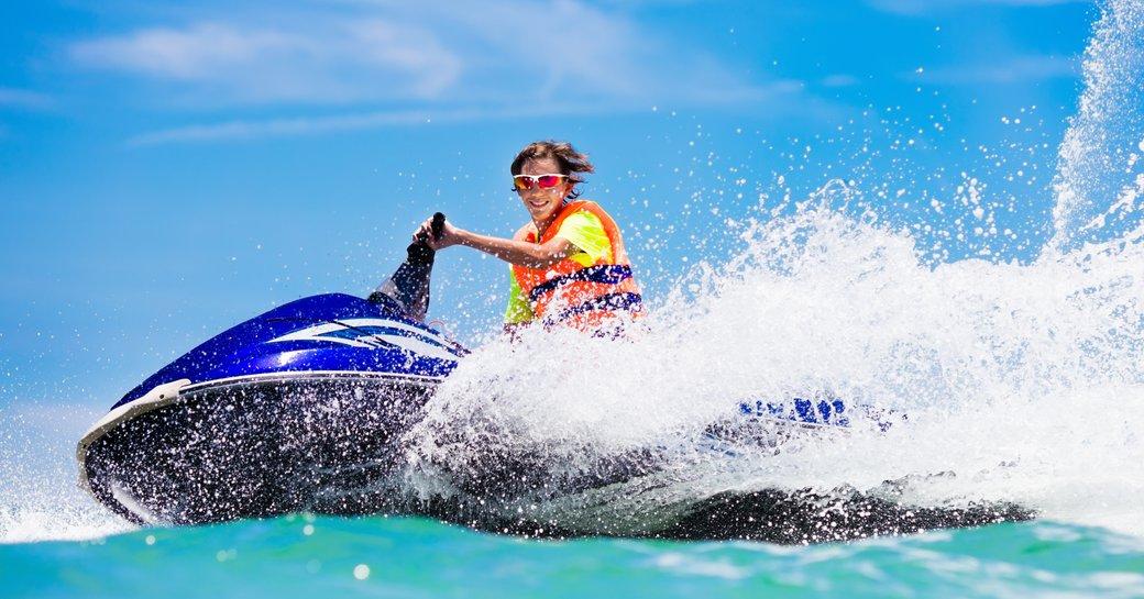 Jet ski sea doo