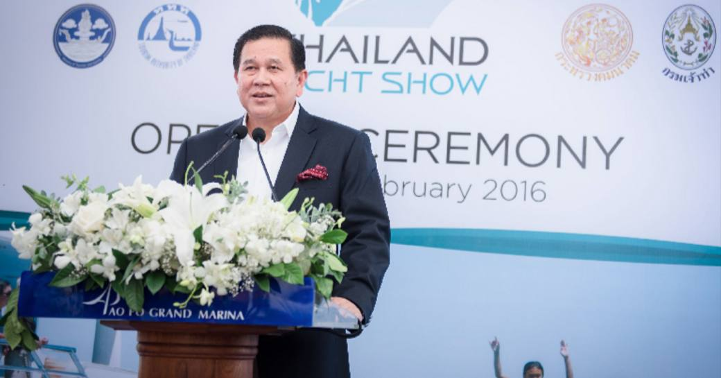 Charter Yachts Create A Buzz At Thailand Yacht Show 2016 photo 1