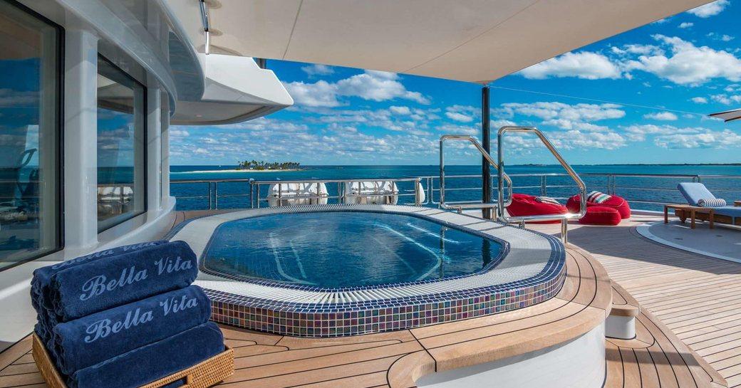 VIDEO: Experience a yacht charter vacation on board Lurssen superyacht 'Bella Vita' photo 1