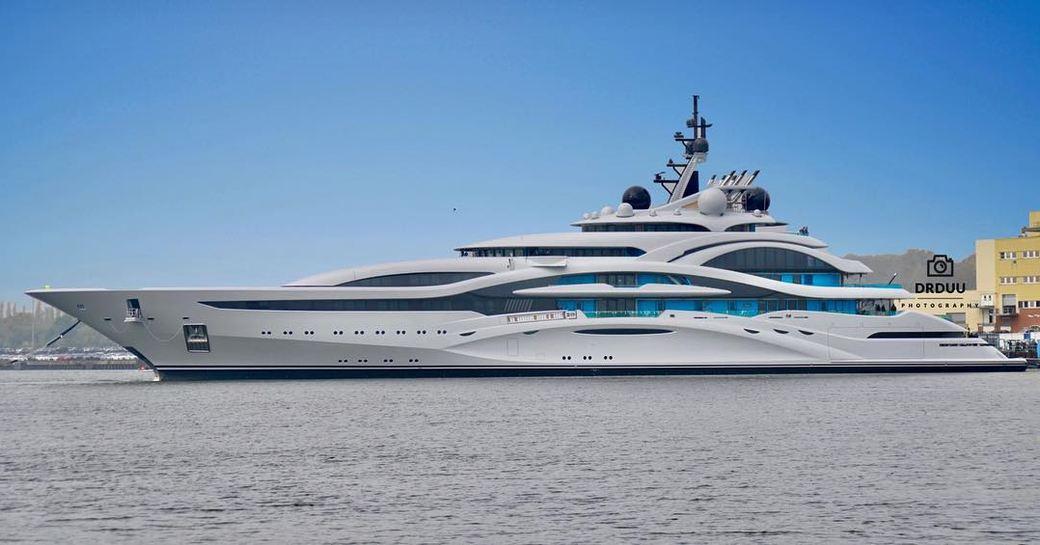 Lurssen Delivers Superyacht 'Al Lusail' photo 2