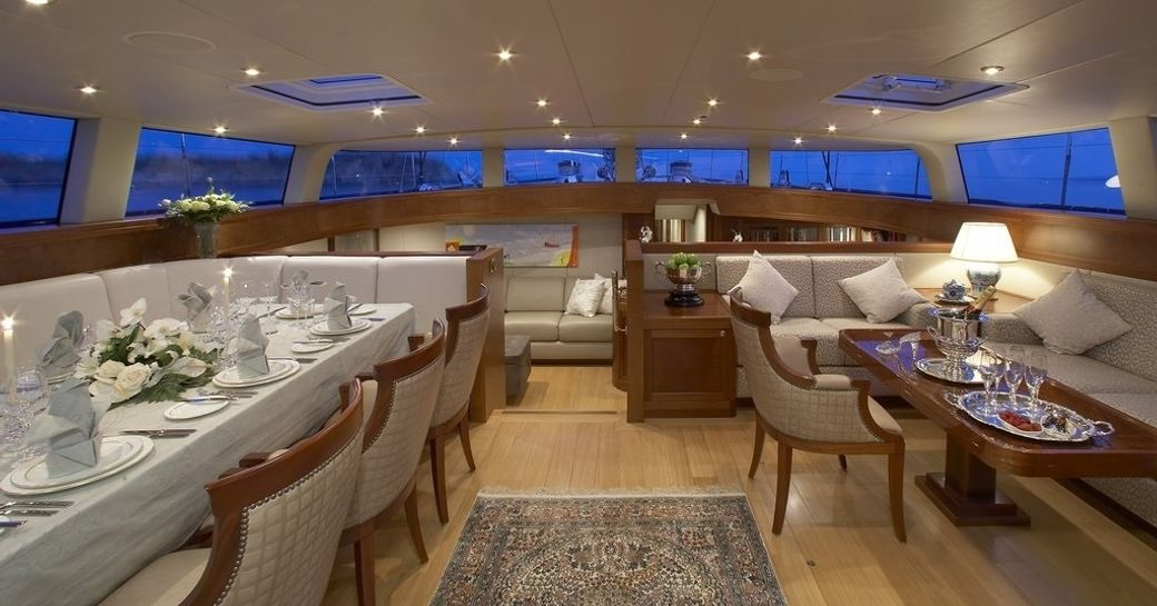 Sailing Yacht 'Cinderella IV' Available In Spain This Summer photo 4