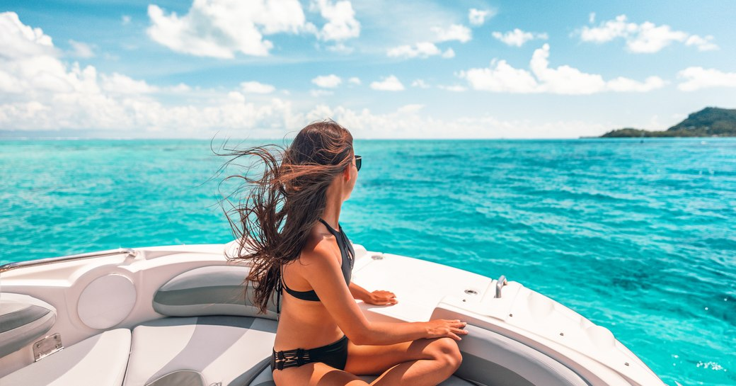 On Yacht Charter in Bahamas