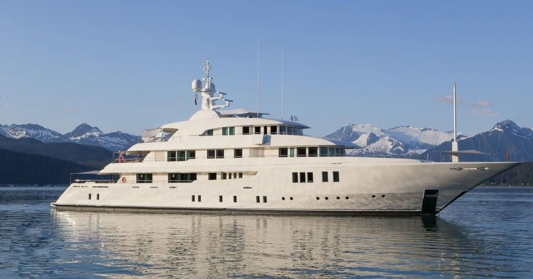 superyacht Party Girl joins the global charter fleet