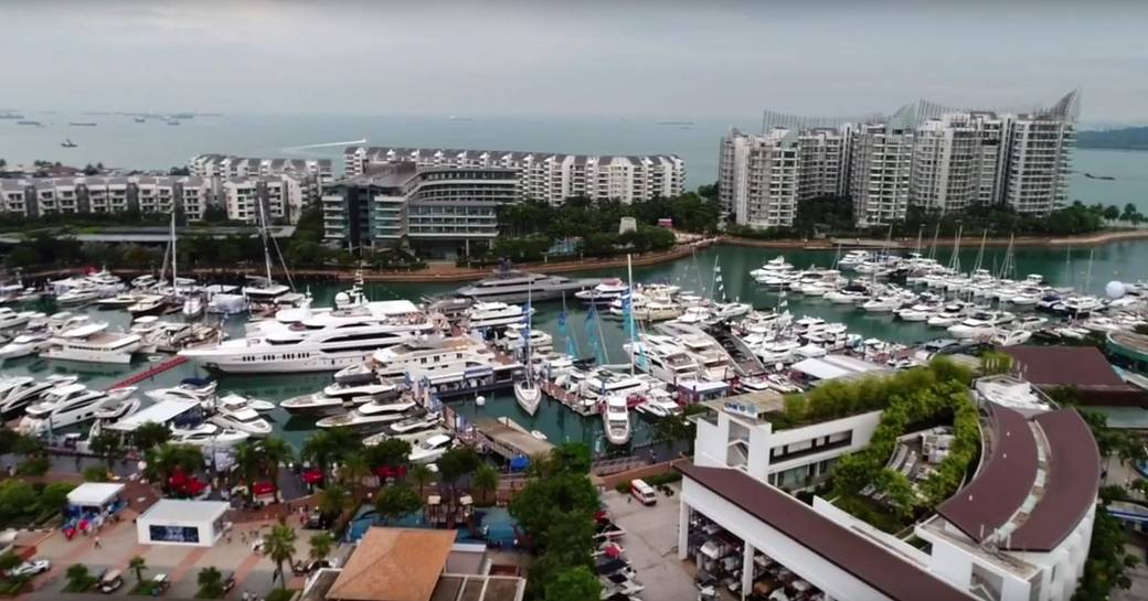 Video: Day 3 At The Singapore Yacht Show 2017 photo 2