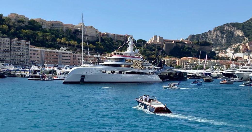 Doors open at Monaco Yacht Show 2019 photo 8