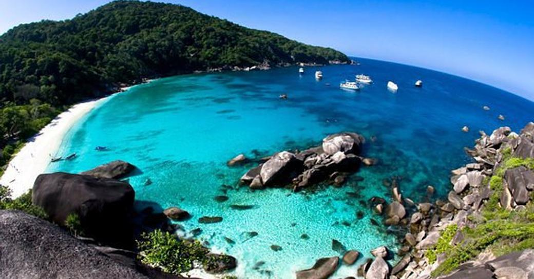 6 Of The Best Dive Spots To Visit On A Thailand Yacht Charter photo 1