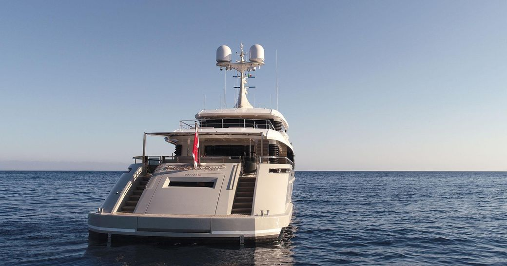 5 Of The Best Brand New Charter Yachts Attending The Monaco Yacht Show 2017 photo 16