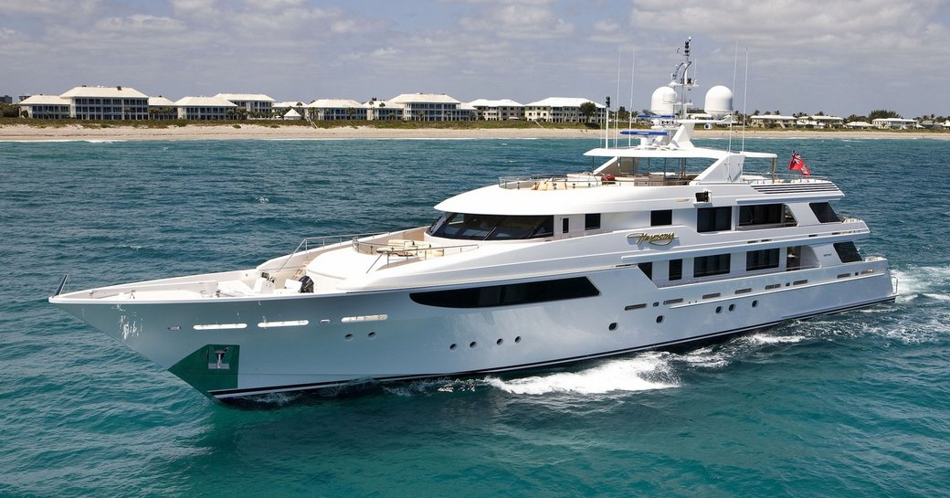 Superyacht HARMONY Offers 10% Reduction and Free Day for Caribbean Charters   photo 8