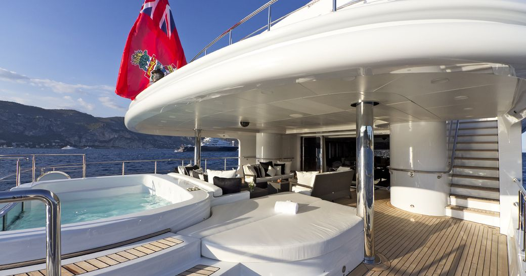 Superyacht Sherakhan leads the pack at the 2015 Cannes Film Festival  photo 8