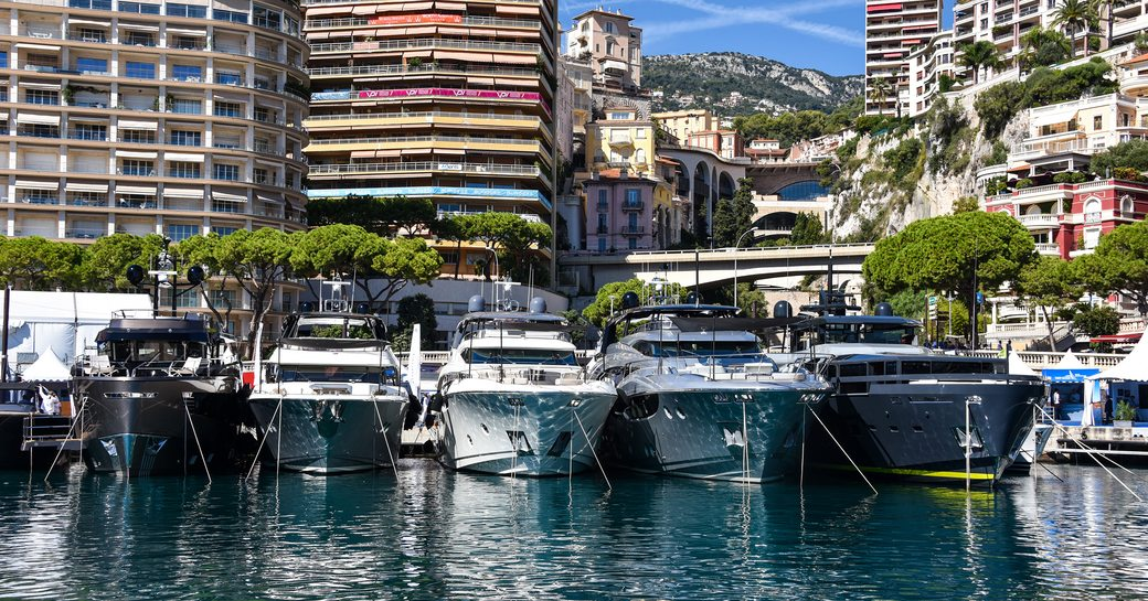 Monaco Yacht Show 2018: A round-up of this year's action photo 1