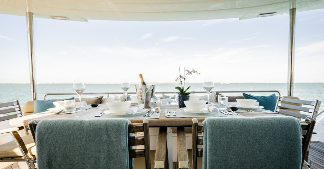 The ultimate UK staycation for 2021: discover luxury yacht charters onboard superyacht Chess photo 10