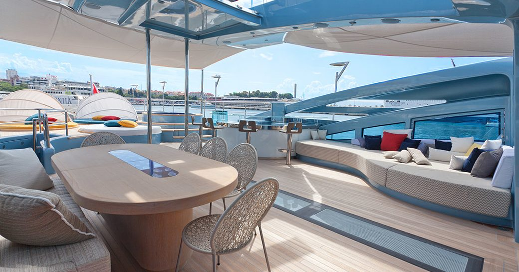 5 Of The Best Superyachts Available For Charter At The Monaco Grand Prix 2017 photo 8