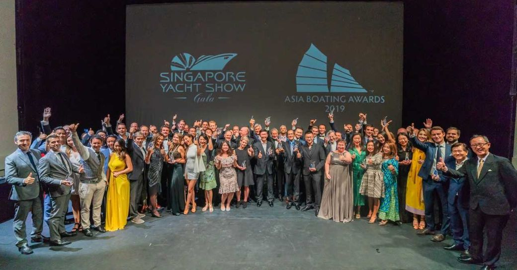 Benetti superyacht SPECTRE wins at Asia Boating Awards photo 5