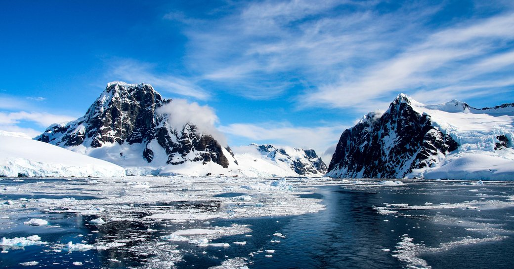 Antarctica: A superyacht vacation of a lifetime photo 2