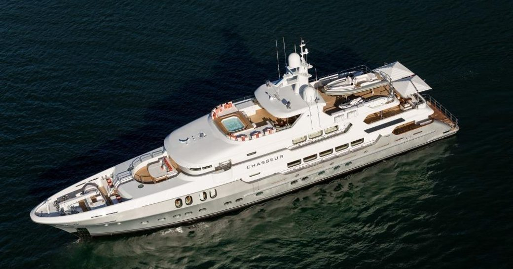 5 Must See Charter Yachts Attending FLIBS 2016 photo 8