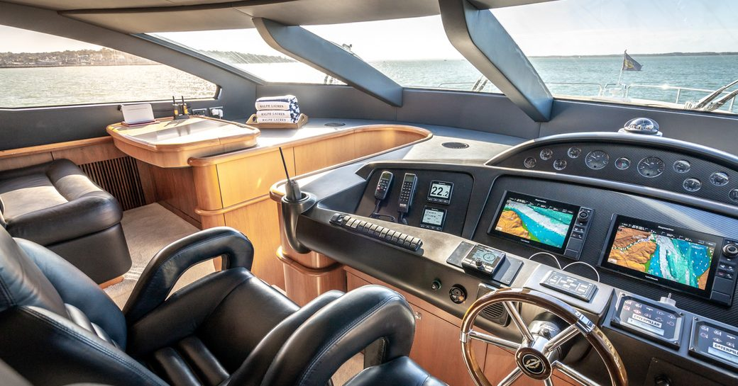 The ultimate UK staycation for 2021: discover luxury yacht charters onboard superyacht Chess photo 9