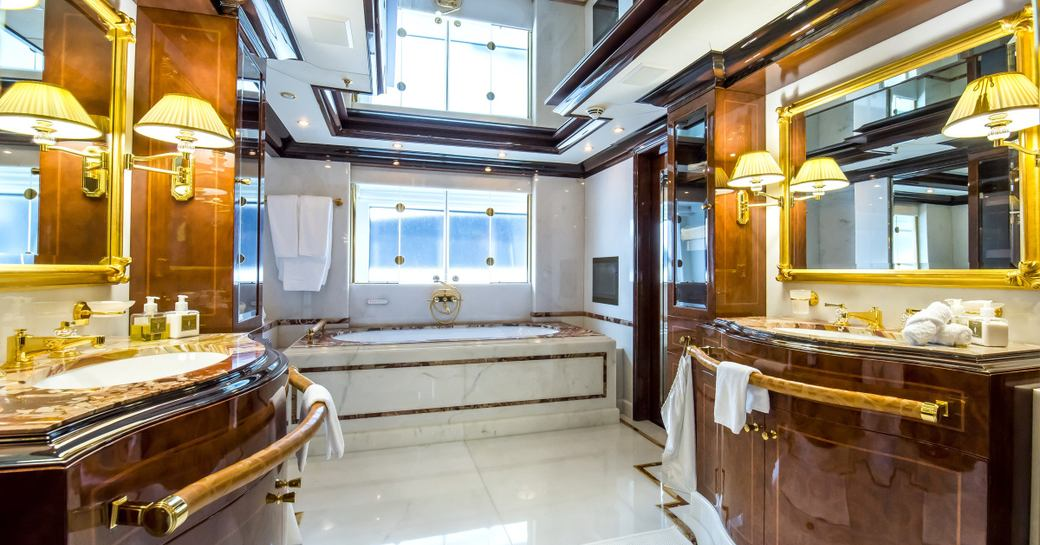 Charter yacht BASH stars in 'World's Most Luxurious Yachts' documentary photo 9