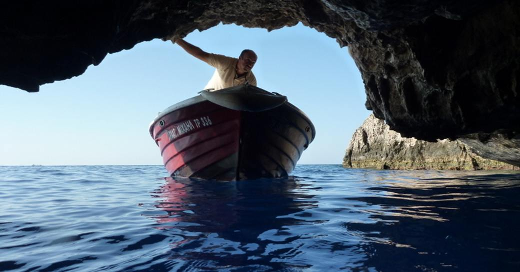 5 amazing blue caves you have to visit during a Greece superyacht charter  photo 2