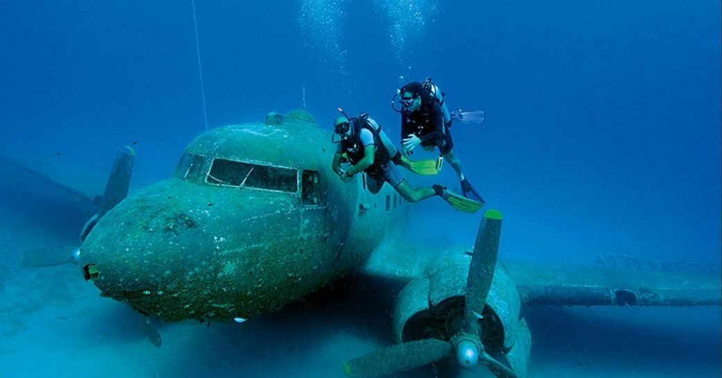 Where to scuba dive on your luxury yacht charter vacation in Turkey photo 1