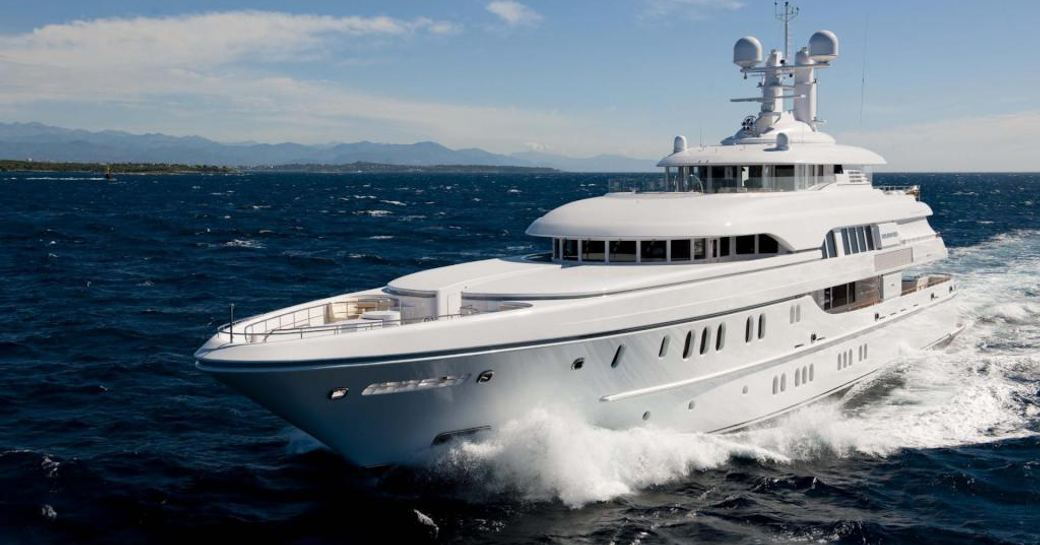 5 Luxury Yachts Open For Charter in the Greek Isles This Summer photo 9