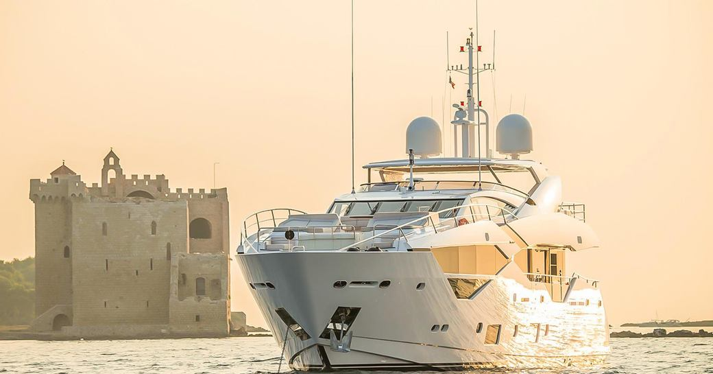 Brand new 35m Superyacht Mr K available for Summer Charters in Italy & France photo 3