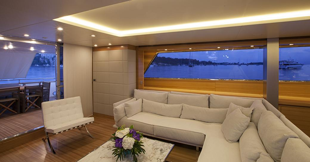 30M superyacht SUD: Special 15% reduction for Mediterranean charters photo 4