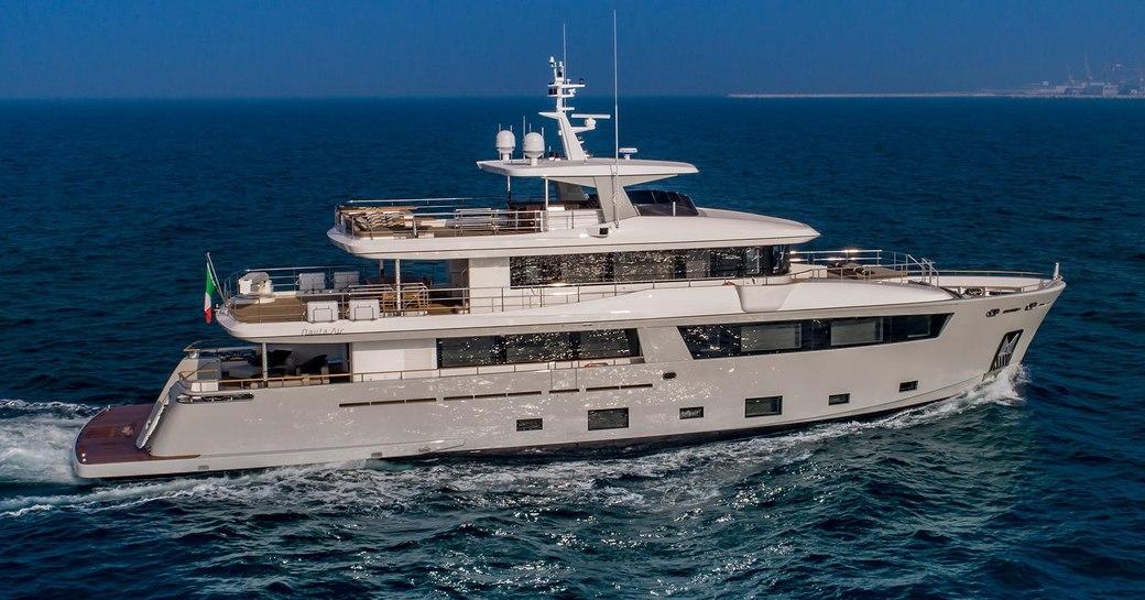 Superyacht Mimi la Sardine