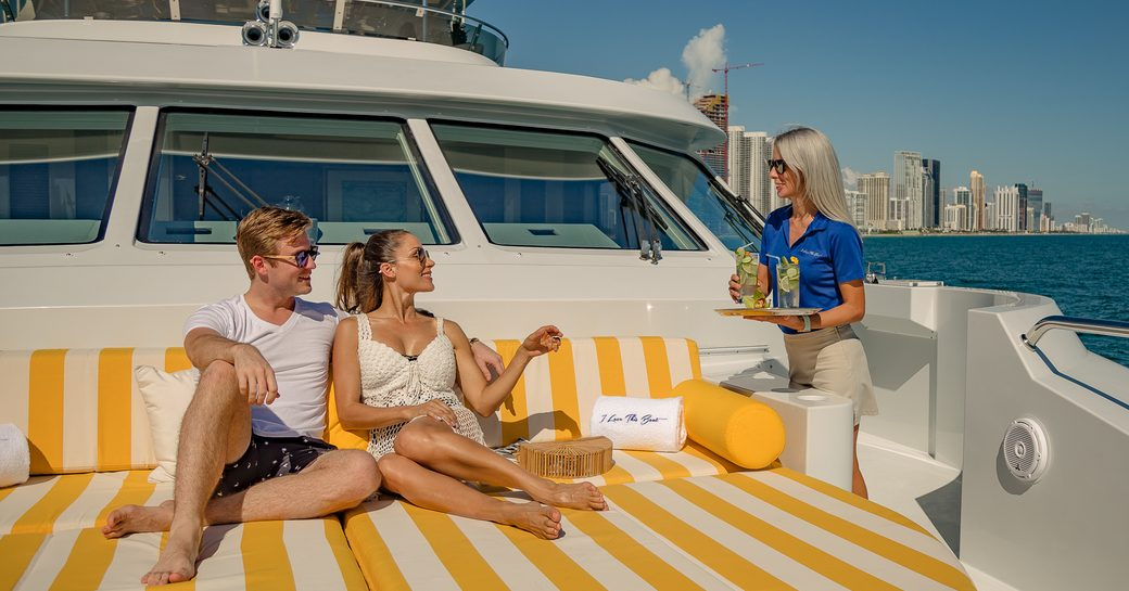 Caribbean charter special: Luxury yacht 'I Love This Boat' reduces rates photo 8