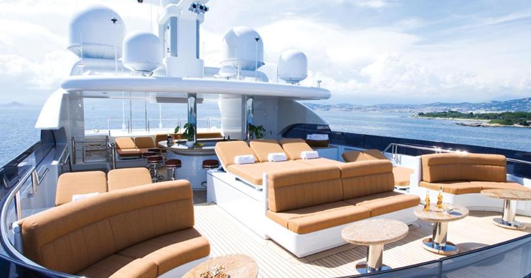 Experience the magic of the Caribbean on board Lurssen superyacht 'Martha Ann' photo 10