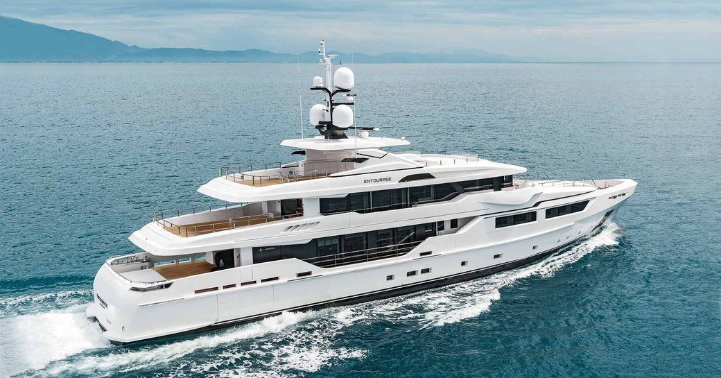 10 of the top charter yachts attending the Monaco Yacht Show 2018 photo 33