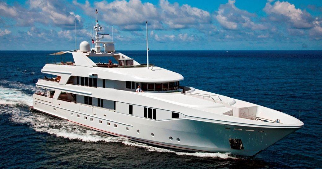 Rented yacht for Below Deck Series 2
